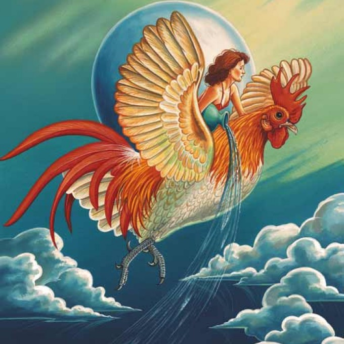 Rooster Aquarius
