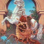 Horse Scorpio