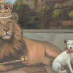 Leo and his faithful companion, the dog